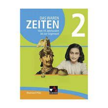 Buch - Das waren Zeiten, Ausgabe Rheinland-Pfalz: 1900 bis 1945