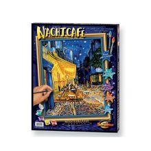 Schipper Malen nach Zahlen »Das Nachtcafé nach Vincent van Gogh (1853 - 1890)«