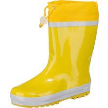 Playshoes Kinder Gummistiefel gelb