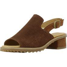 EL NATURALISTA Klassische Sandaletten braun Damen