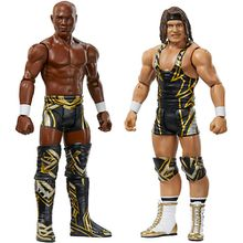 WWE Basis Figuren (15 cm) 2er-Pack Chad Gable™ & Shelton Benjamin™