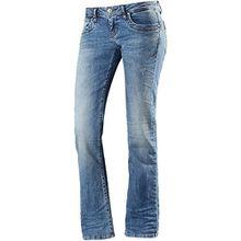 LTB Damen Bootcut Jeans blau 26 / 32