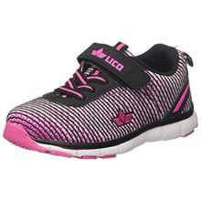 Lico Mädchen Multi Vs Sneaker, Pink (Pink/Schwarz), 34 EU