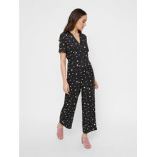 Pieces Komplett bedruckter Jumpsuit
