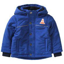 BLUE SEVEN Baby Winterjacke für Jungen blau
