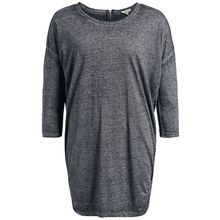 khujo Shirt SAMBA T-Shirts schwarz Damen
