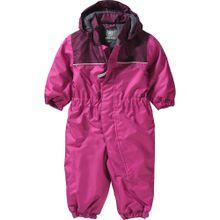 COLOR KIDS Schneeanzug 'KOMBI' pink