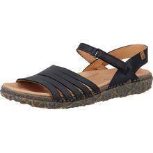 EL NATURALISTA Sandalen Klassische Sandaletten schwarz Damen