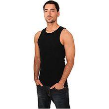 Urban Classics - Mens Tanktop TB066 T-Shirt Männer Schwarz Größe L