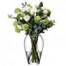 Flower Große Bouquet Vase, klar