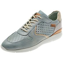 Pikolinos Damen Modena W0R Sneaker, Blau (Aqua), 39 EU