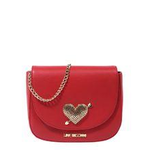 Love Moschino Tasche gold / rot