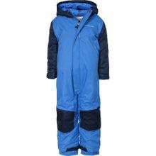 COLUMBIA Schneeanzug 'BUGA' nachtblau / royalblau