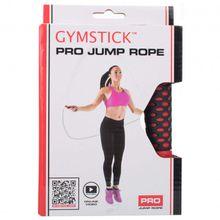 Gymstick - Springseil Pro - Functional Training schwarz/rot