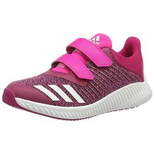 adidas Unisex-Kinder FortaRun CF K Sneakers, Pink (Shopin/Ftwwht/Bopink), 37 1/3 EU