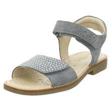 Lurchi Sandalen ZUZU Klassische Sandaletten grau Damen