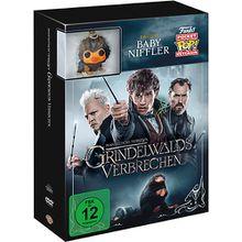 DVD Phantastische Tierwesen: Grindelwalds Verbrechen (Exklusiv) Hörbuch