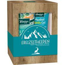 Kneipp Pflege Duschpflege Geschenkset Freizeithelden Muskel Aktiv Gel 200 ml + Dusch Tonic 200 ml 1 Stk.