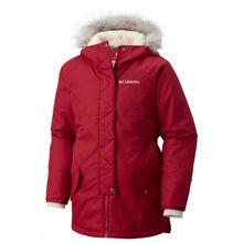 Columbia - Kid's Carson Pass Mid Jacket - Mantel Gr L;M rot