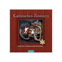 Buch - Kathrinchen Zimtstern und der Nussknackerdetektiv
