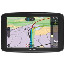 TomTom Navigationsgerät »Via 62 EU ohne TMC«
