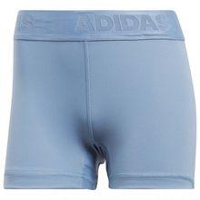 adidas - Women's AlphaSkin SPRT Short Tight 3inch - Kunstfaserunterwäsche Gr L;M;S;XL;XS schwarz