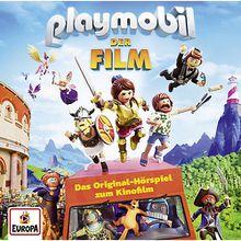 CD Playmobil - Hörspiel zum Kinofilm Hörbuch