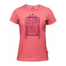 Fjällräven - Kånken Damen Outdoorshirt (rosa) - XL