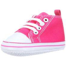 Playshoes Baby Turnschuhe, Sneaker 121535, Unisex-Kinder Sneaker, Pink (pink 18), EU 16