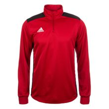 ADIDAS PERFORMANCE Trainingssweatshirt 'Regista 18' rot / schwarz / weiß