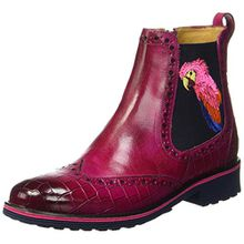 Melvin & Hamilton Damen Amelie 47 Chelsea Boots, Pink (Pink), 39 EU