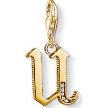 Thomas Sabo Charm gold / transparent