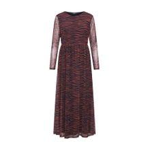 SISTERS POINT Kleid 'GIA-12' karamell / schwarz