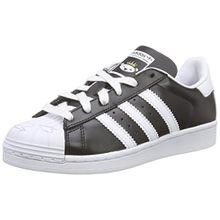 adidas Originals Superstar Nigo, Unisex-Erwachsene Skateboardschuhe, Schwarz (Core Black/FTWR White/FTWR White), 46 EU (11 Erwachsene UK)
