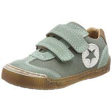 Bisgaard Unisex-Kinder Klettschuhe Sneaker, Grün (Mint), 36 EU