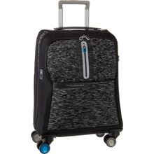 Piquadro Trolley + Koffer Coleos Bagmotic 3849 Nero
