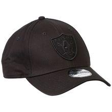 New Era Oakland Raiders 9Forty Snapback Cap schwarz Herren