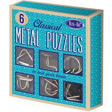 Retr-Oh: 6 Metal Puzzles
