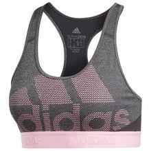 adidas - Women's Don't Rest Alphaskin Sport LG - Sport-BH Gr XS grau/schwarz
