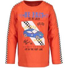 Blue Seven T-Shirt - Autorennen
