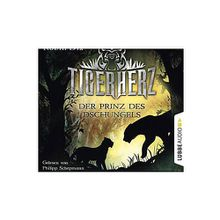 Tigerherz: Der Prinz des Dschungels, 4 Audio-CDs Hörbuch
