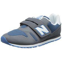 New Balance Unisex-Kinder Ka373v1y Sneaker, Blau (Blue), 31 EU