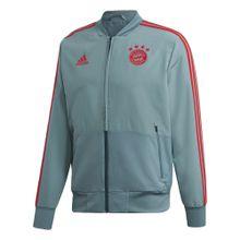 ADIDAS PERFORMANCE Trainingsjacke 'FC Bayern München' jade / feuerrot