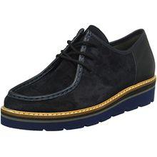 Gabor Shoes 51.471 Damen Oxford Schnürhalbschuhe, Blau (Pazifik/Ocean 16), 39 EU (6 Damen UK)