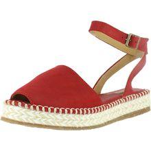 EL NATURALISTA Klassische Sandalen rot Damen