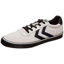 Hummel Sneaker 'Stadil 3.0 Suede' hellgrau / schwarz