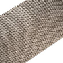 Teppich / Läufer in Sisal Optik | Flachgewebe mit Tiger-Eye-Struktur | ausgezeichnet mit GUT-Siegel | kombinierbar mit Stufenmatten (Taupe, 80x350 cm)
