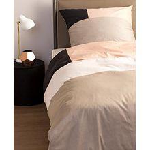 Schöner Wohnen Bettwäsche Colorblock | 25 multi - 135 x 200