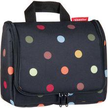 reisenthel Kulturbeutel / Beauty Case toiletbag L Dots (innen: Schwarz) (3 Liter)