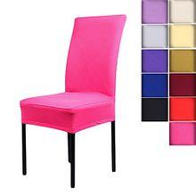 Elastische Moderne Stuhl-Abdeckung Universelle Passform Dekoration Stuhlhussen
